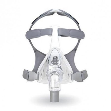 New Fisher & Paykel Simplus Full Face CPAP Mask with Headgear -
