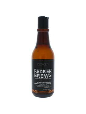 Redken Brews Extra Clean Shampoo for Men, 10 Oz