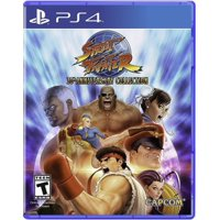 Street Fighter Limited Edition for PlayStation 4 by Capcom