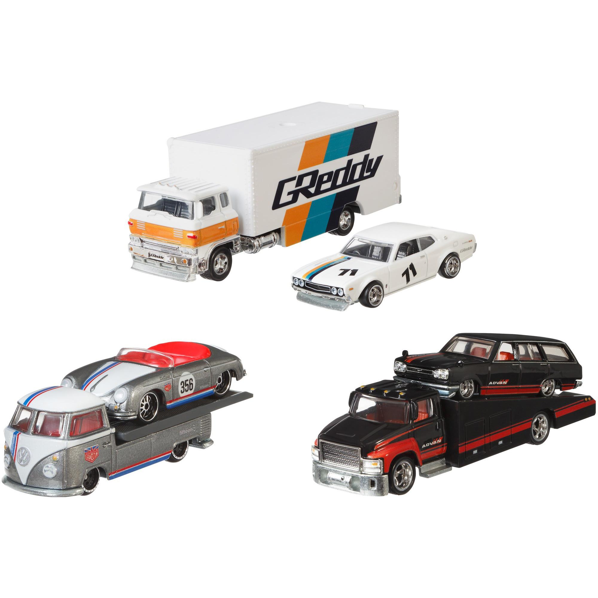 Hot Wheels Team Transport 1:64 Scale Vehicle (Styles May Vary)