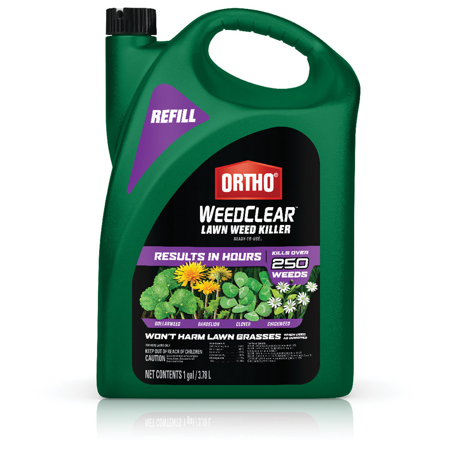 Ortho WeedClear Lawn Weed Killer Ready-to-Use1 Refill (South) 1 gal.
