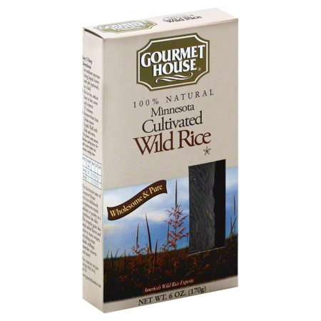 Gourmet House® Minnesota Cultivated Wild Rice 6 oz.