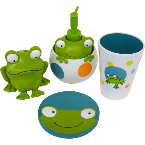 Peeking Frogs 4pc Access - Walmart.com