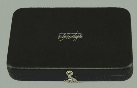 Hodge 6 7 Clarinet Alto Sax Reed Case by