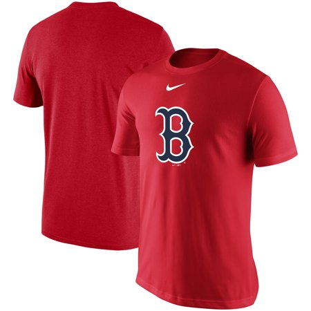 Boston Red Sox Nike Legend Batting Practice Primary Logo Performance T-Shirt - Red