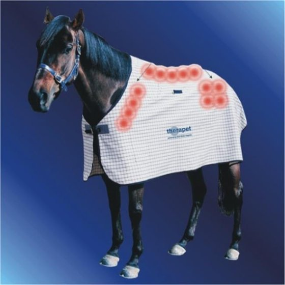 Wicks Dwhr66 Magnetic Horse Rug 6 X Ft