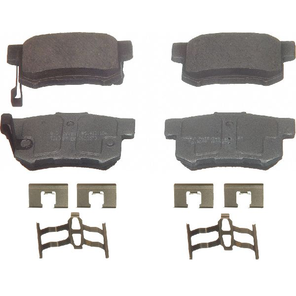 2003-2011 Honda Element New Rear Brake Pads Factory//OEM 43022-SCV-A00 BRAND NEW!