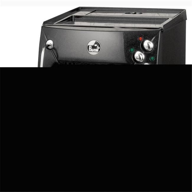 European Gift & Houseware PP-30 39 oz La Pavoni Rapido Pod Espresso Machine, Black by