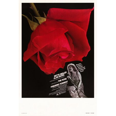 The Rose POSTER Movie (27x40) -