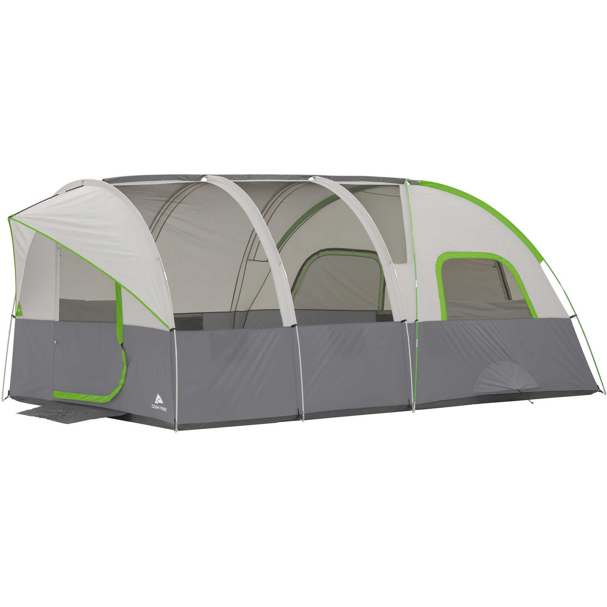 Ozark Trail 16' x 8' Modified Dome Tunnel Tent, Sleeps 8 by Bohemian Travel Gear Limited