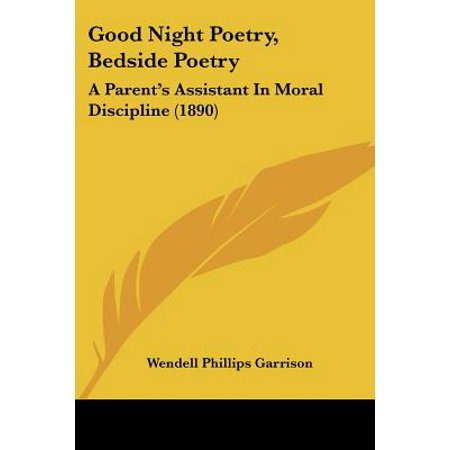 Good Night Poetry, Bedside Poetry : A Parent