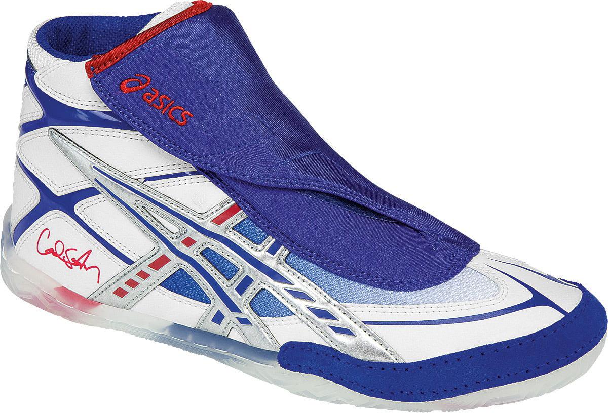 asics wrestling shoe lace covers 50
