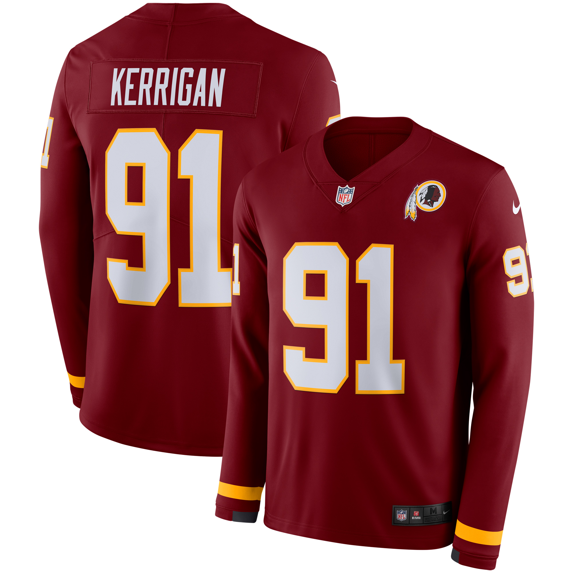 washington redskins kerrigan jersey