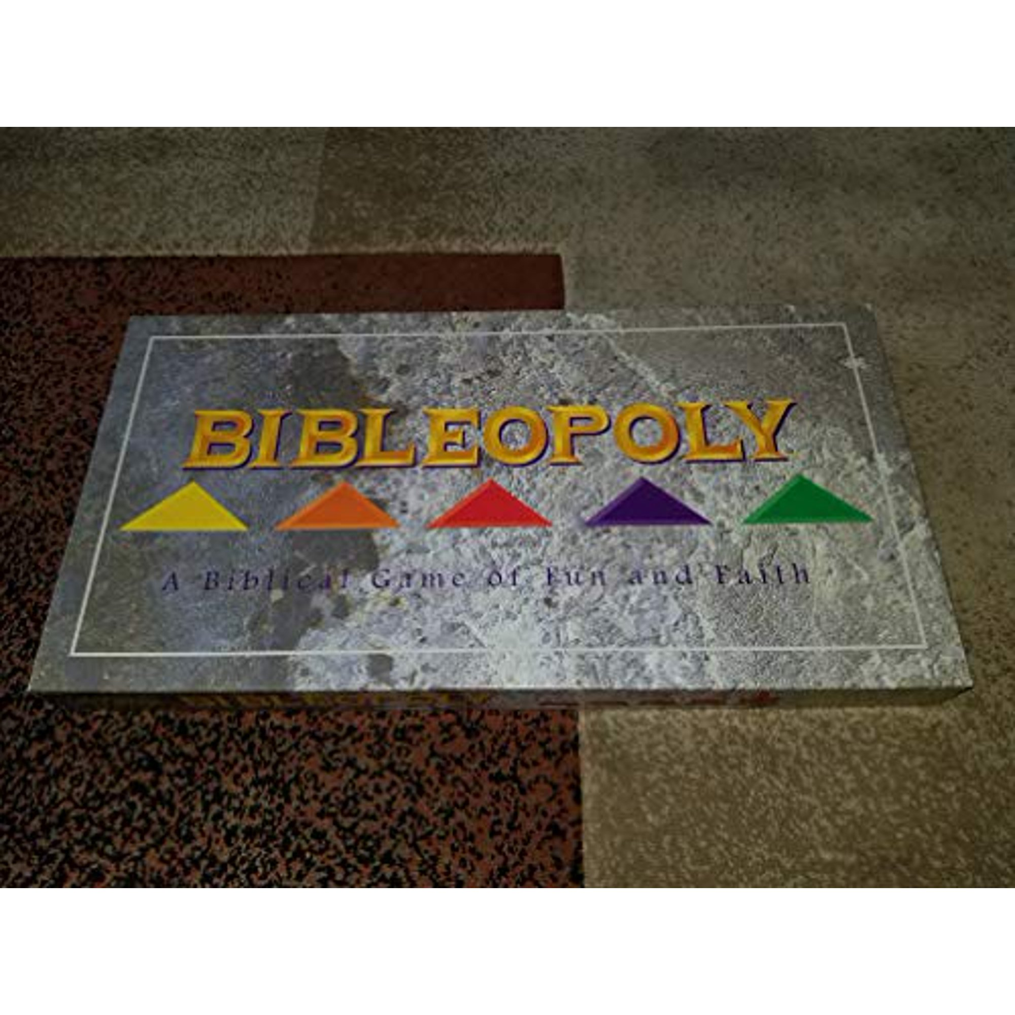 Game-Bibleopoly (2-6 Players)