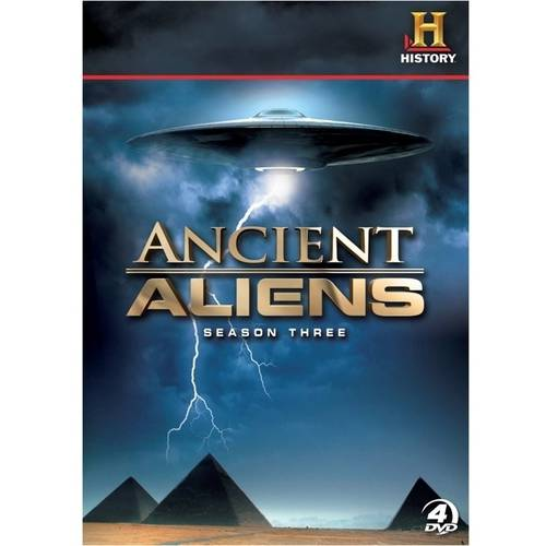 Ancient Aliens: Season Three by ARTS AND ENTERTAINMENT NETWORK