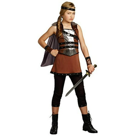 SugarSugar Girls Battle Beauty Costume, One Color, Large, One Color, Large