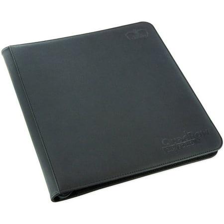 Ultimate Guard 12-Pocket QuadRow ZipFolio XenoSkin Sand Card Protector