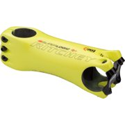Ritchey Superlogic C260 Carbon Stem: 100mm, +/- 6 degree, 31.8, 1-1/8, HiViz Yellow
