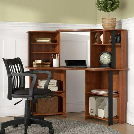 - Winston Porter Hibbler Computer Desk with Hutch