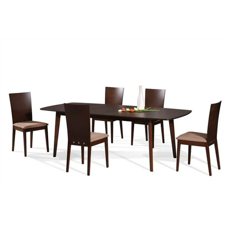 cafe 47 7 pc dining set with table and chairs