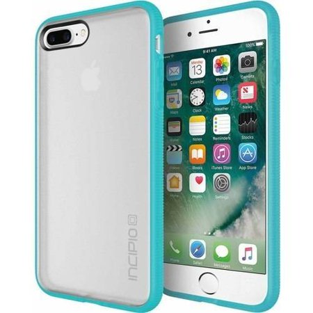 best cheap ef088 90a50 Incipio Octane Case for Apple iPhone 6 Plus, iPhone 6S Plus, and iPhone 7  Plus, Frost/Turquoise