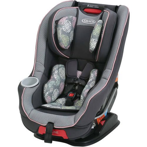 Graco Size4Me 65 Convertible Car Seat with RapidRemove Cover, Choose Your Pattern by Graco