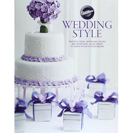 Wedding Style Cake Decorating Book from Wilton 1101 - NEW Wedding Style Cake Decorating Book from Wilton 1101 - NEW condition: New Brand: WiltonModel: Wedding Style Cake Decorating BookMPN: 902-1101Country/Region of Manufacture: UnknownColor: Multi-ColorType: Book