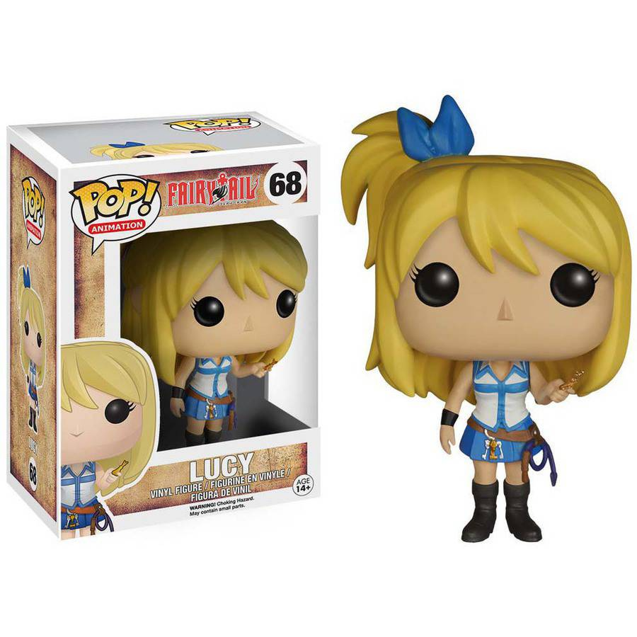 Funko Pop! Anime: Fairy Tail, Lucy
