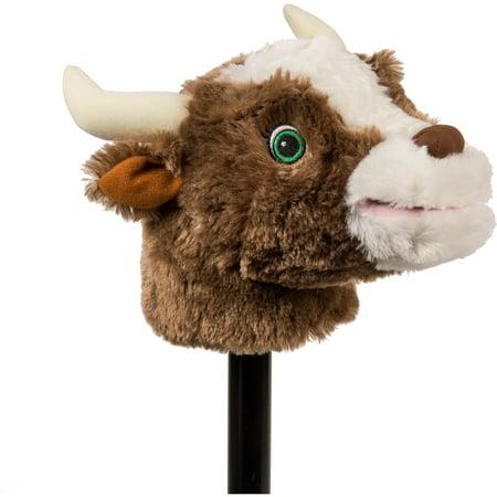 Tek Nek® Rockin Rider Brown Stick Bull