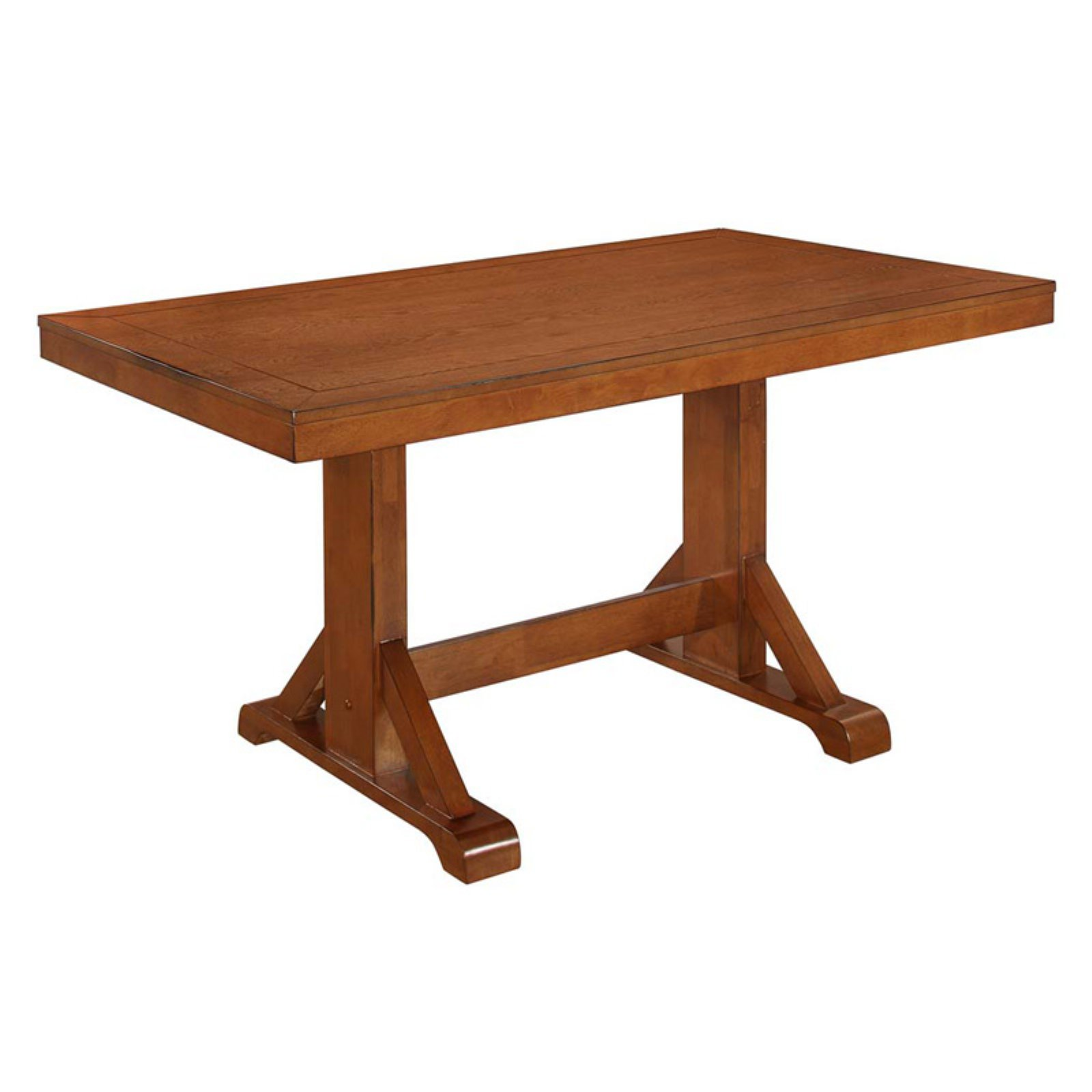 Walker Edison Farmhouse Dining Table