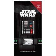 Star Wars Episode VII Wall Calendar, 2017 Star Wars by Trends International