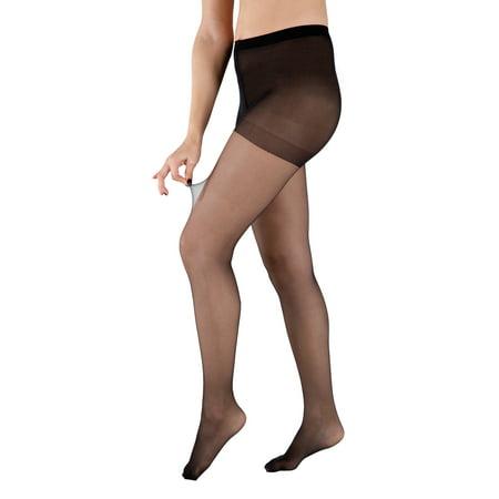 Ladies Fusion (Ladies Fusion Run Resistant Control Top Pantyhose, 1)