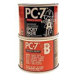 PC Products PC-7 1/2 Lb Epoxy Paste