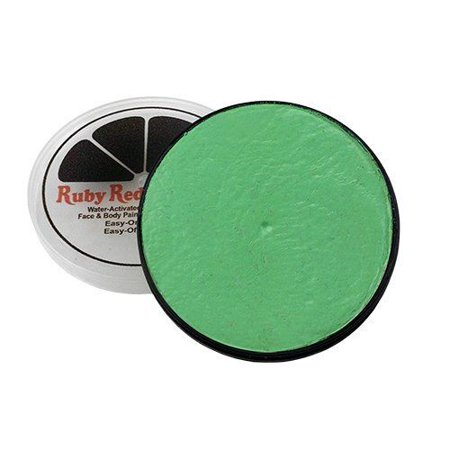 Individual Color 18ml/0.61oz Face and Body Paint Color: Pastel Green](Green Bodypaint)
