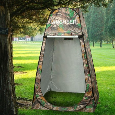 Ancheer Portable Shower Changing Tent Camping Toilet Pop Up Room ...