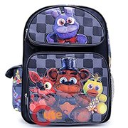Large Backpack 16 inches Boys School Book Bag