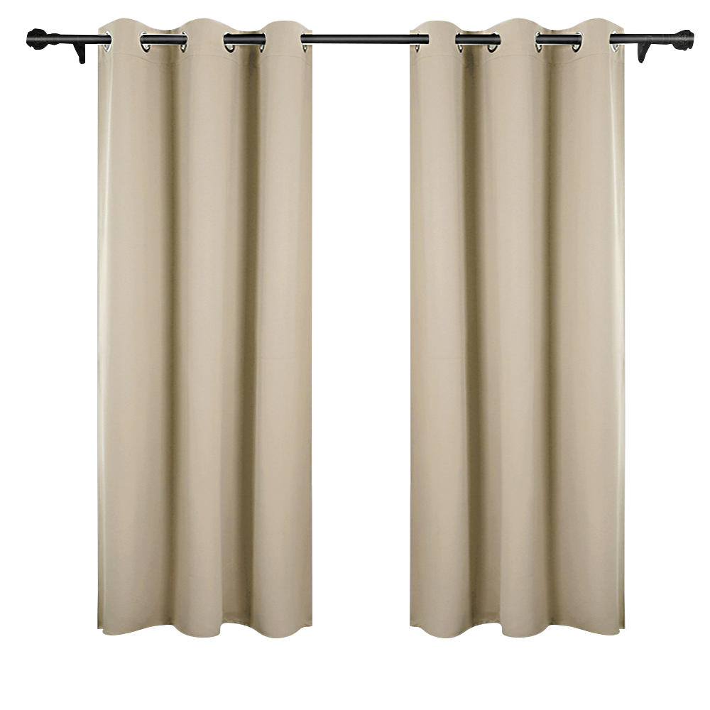 Livingbasics Blackout Curtain For Bedroom Or Living Room 8