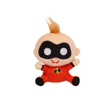 The Incredibles Stylized Bean Plush - Jack-Jack - Jack Jack The Incredibles