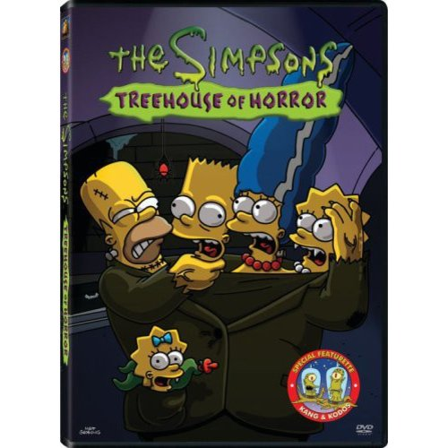 The Simpsons Treehouse of Horror by TWENTIETH CENTURY FOX HOME ENT