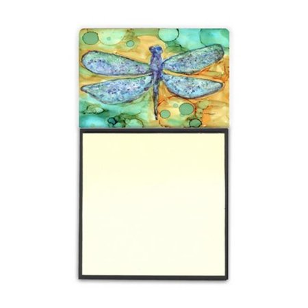Abstract Dragonfly Sticky Note Holder - image 1 de 1