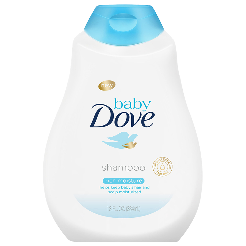 Baby Dove Rich Moisture Shampoo, 13 oz - Walmart.com