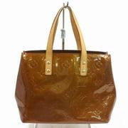Louis Vuitton Bronze Monogram Vernis Copper Reade PM Tote 871712