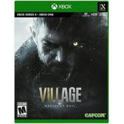 Resident Evil Village, Capcom, Xbox One, Xbox Series X [Physical], 013388570010