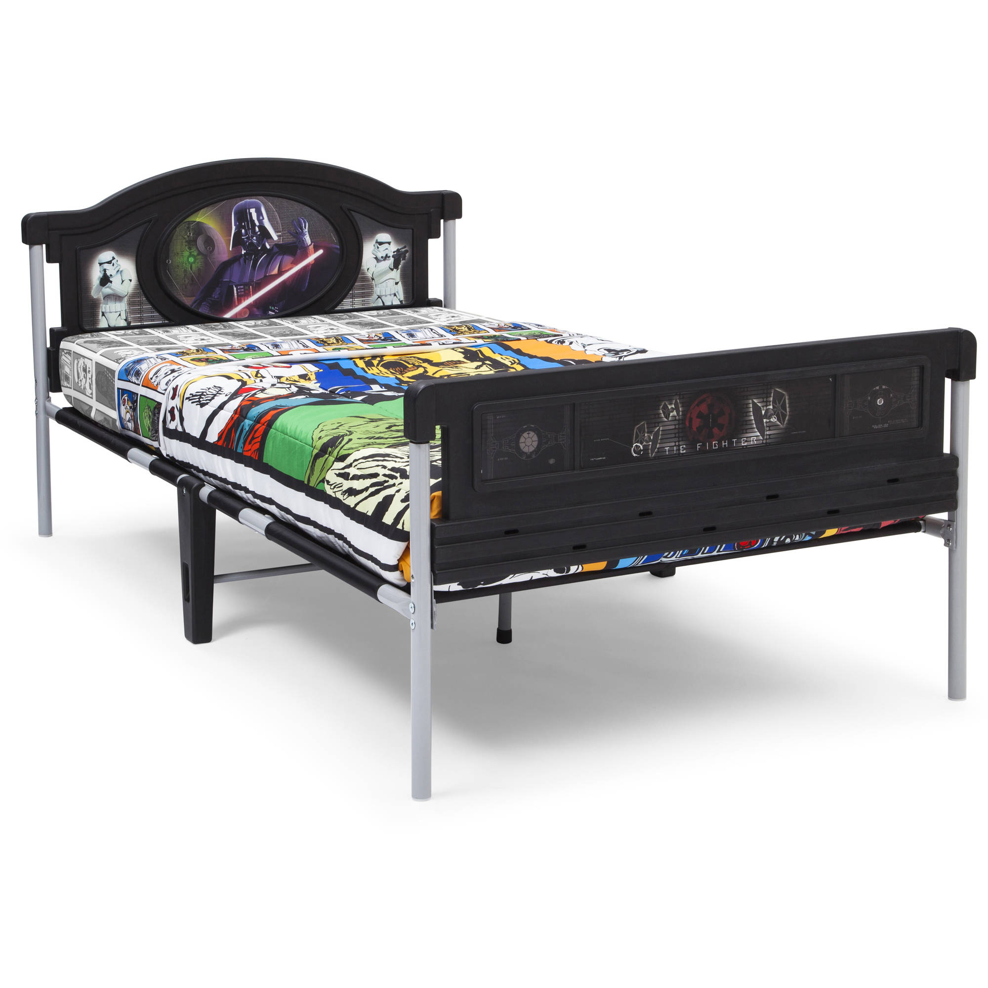 Delta Children Star Wars Twin Bed