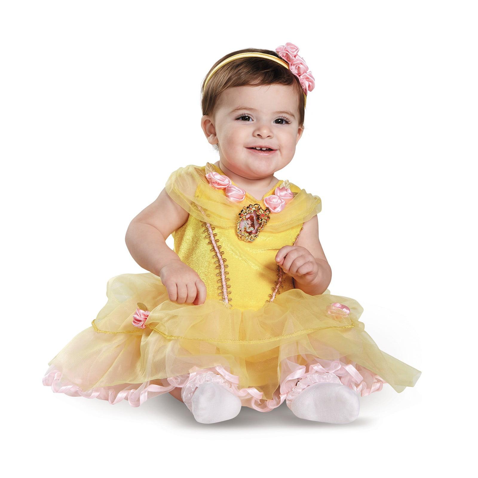 Belle Infant Costume Walmart