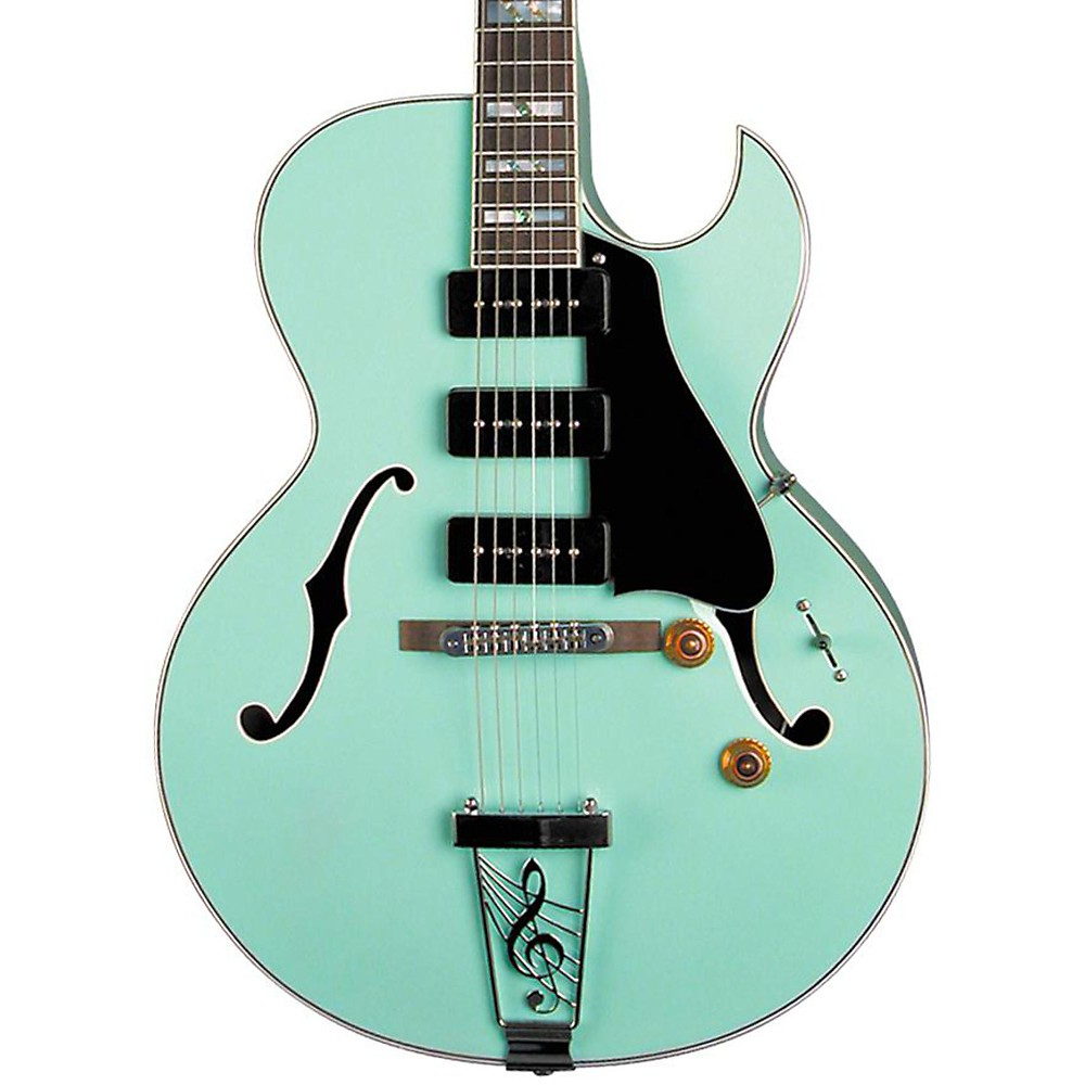 Dean Palomino Electric Guitar Level 2 Sea Green 190839235985 Walmart Com Walmart Com