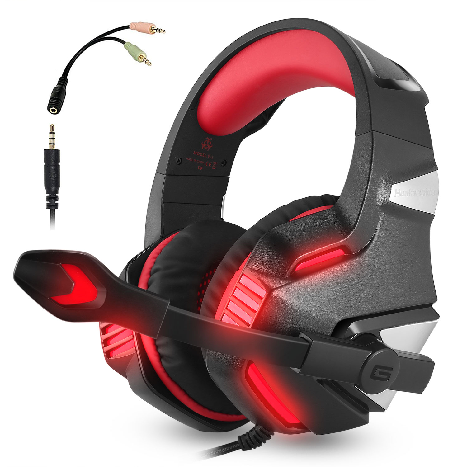 Gaming Headset, Updated Gaming Headset For PS4 New Xbox