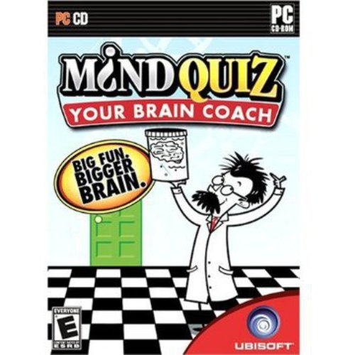 Ubisoft Mind Quiz Your Brain Coach - PC