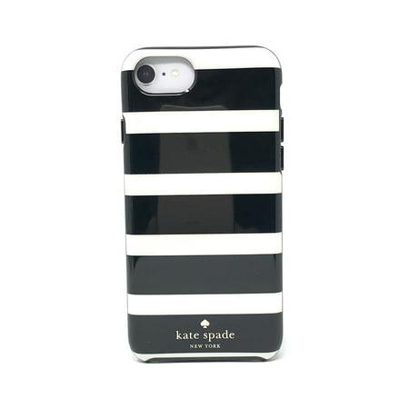 Kate Spade New York Kinetic Stripe Protective Case for iPhone 8 / iPhone 7 / iPhone 6 - - Kate Spade Stripes