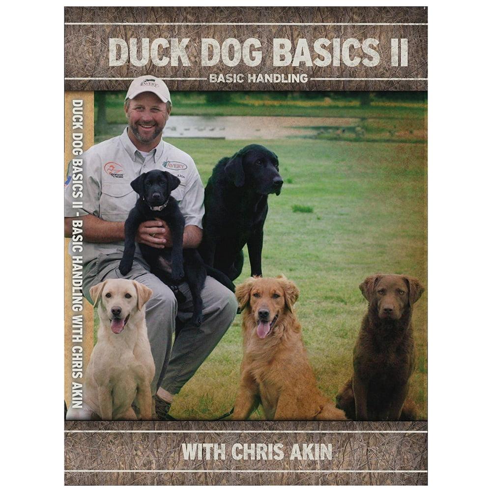 AVERY DVD - Duck Dog Basics 2 (89994)